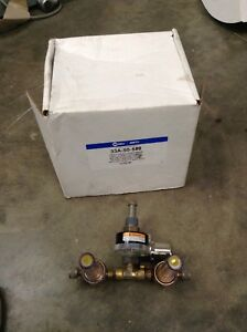 Smith Miller Dual Precision Series Flowmeter regulator 33a 50 580
