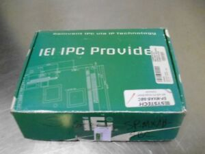 Iei Juki 3711ptn V1 4 Single Board Computer New In Box