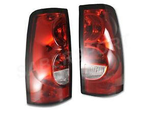 Pair Eagle Eyes Oe Style Taillights For 2003 2006 Chevrolet Silverado 1500 2500