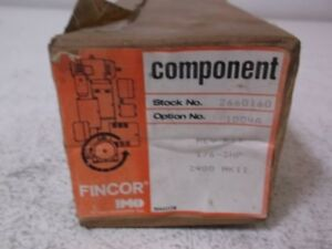 Component 2660160 Rev Kit New In Box