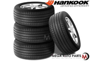 4 X New Hankook H436 Kinergy Gt 215 55r17 94h Tires