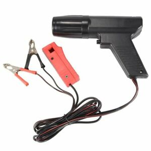 Professional Inductive Ignition Timing Light Ignite Timing Machine Light Qr