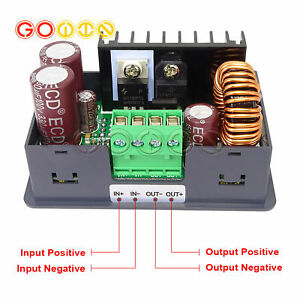 Dps8005 Constant Voltage Current Programmable Power Supply Converter 80v 5a