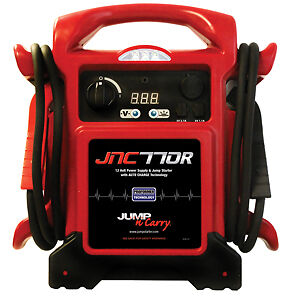 Jump N Carry Jnc770r 1700 Peak Amps 12 Volt Jump Starter And Power Supply New