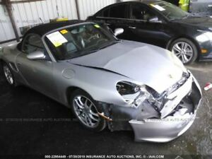 Roof Soft Top Roof Fits 03 04 Porsche Boxster 730767