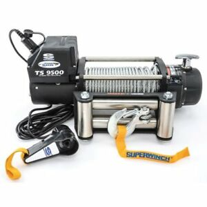 Superwinch 1595200 Tiger Shark 9500 12v Series Winch