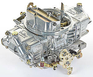Holley 0 4778s Zinc Coated Double Pumper Carburetor