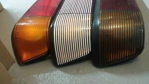 Vw Scirocco Mk2 2 16v Rear Light Tail Light Back Light Gtx Black White Stripes