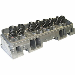 World Products 011250 1 Small Block Chevy Sportsman Ii Cast Iron Cylinder Head