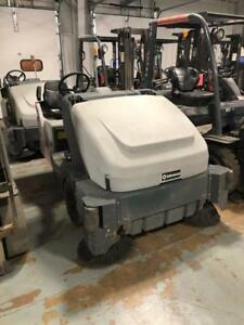 Advance Proterra Industrial Ride Floor Sweeper 2 Available