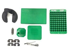 RCBS Case Lube Pad Funnel Reload Block Deburring Tool Primer Tray-2