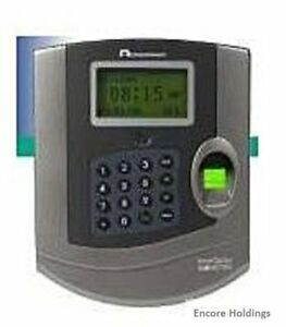 Acroprint 010231000 Time Q Plus Biometric Time And Attendance System For125