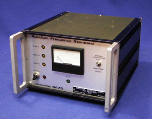 Rubidium Frequency Standard Racal dana 9475 dc 0226