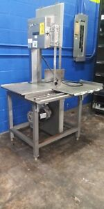 Hobart 5801 Vertical Meat Saw Butcher Cutting Machine