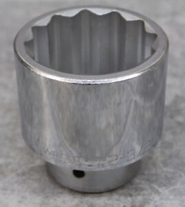 Wright 1 Drive 2 3 8 Impact Socket 8176 Made In Usa
