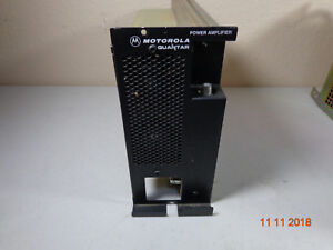 Motorola Quantar Vhf 150 174 R2 Astro Radio Repeater Power Amp 125 Watt