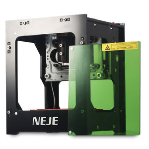 Laser Engraver Printer Professional Neje 1000mw Powerful Cutter Machine Promotio