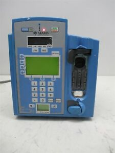 Alaris Ivac Signature Ed Gold Veterinary Volumetric Infusion Pump 7130bx11ee