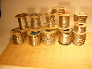 Solder Lot 7 Pounds Lead Free 95 Sn Soldering Wire Tin Antimony