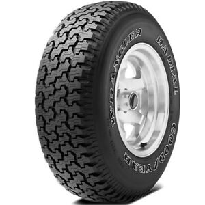 4 Goodyear Wrangler Radial P235 75r15 105s Owl All Terrain A t Traction Tires