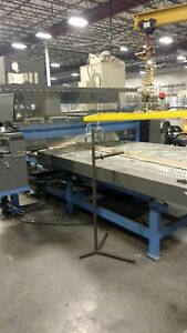 2 Cnc Routers Used In Good Condition Custom Built