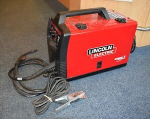 Lincoln Electric Weld pak 125 Hd Flux Cored Welder Local Pickup Only
