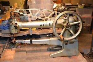 Adler Patcher Sewing Machine Leather Shoe Long Arm 30 7 Industrial Harness