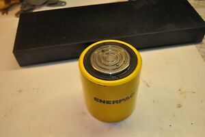 Enerpac Rcs 302 Hydraulic Cylinder 30 Ton 2 44 Stroke Single Acting Usa Made