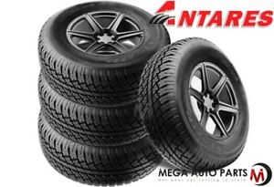 4 New Antares Smt A7 35x12 50r20lt 10 Tl All Terrain Tires