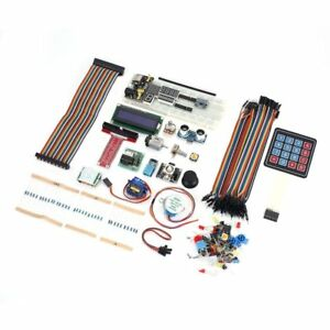 Adeept Starter Learning Kit For Arduino Uno R3 Lcd1602 Servo Processing