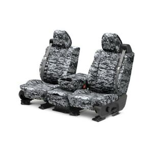 For Honda Civic 01 02 Camouflage 1st Row Digital Urban Custom Seat Covers