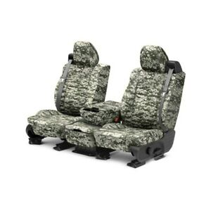 For Honda Pilot 07 08 Camouflage 1st Row Digital Forest Custom Seat Covers