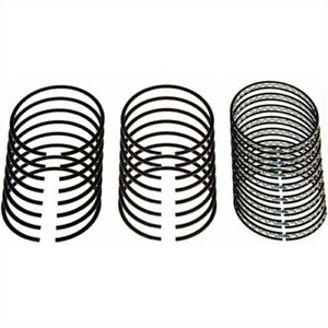 Sealed Power E233x40 Cast Piston Ring Set Big Block Chevy 427 454 Big Block Chry