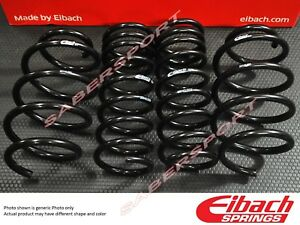 Eibach Pro kit Lowering Springs Kit For 2011 2014 Ford Mustang Exclude Shelby