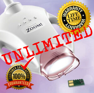 Unlimited Philips Zoom Light Guide Chip For Zoom Whitening Lamp Chairside Kit