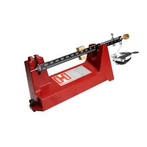 Hornady 50109 Beam Balance Powder Scale Laser Etched Markings