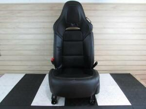 2016 C7 Corvette Lh Driver Gt Bucket Seat Heated Ventilated Power Leather Z06