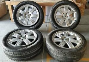19 Oem Wheel Tire Package For Range Rover Hse Supercharged 2000 12
