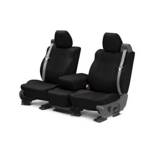 For Nissan Titan 2005 2010 Caltrend Carbon Fiber Custom Seat Covers