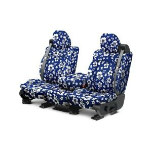 For Toyota Previa 91 93 Neosupreme 1st Row Hawaiian Blue Custom Seat Covers