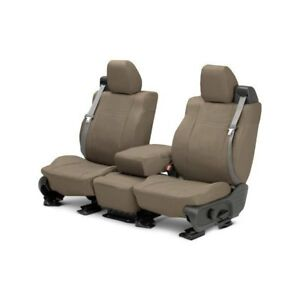 For Toyota Pickup 89 95 Caltrend Duraplus 1st Row Beige Custom Seat Covers