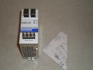 New Rhino Psb24 120 Power Supply 24 Vdc 5a Automation Direct Free Shipping