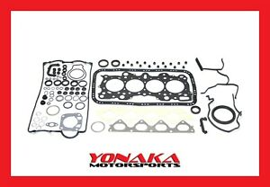 Yonaka Honda Civic B16a B18c Multi Layer Steel Head Gasket Kit 1 6l Vtec Dohc