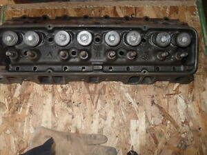 Chevrolet 283 Head Casting Number 3795896