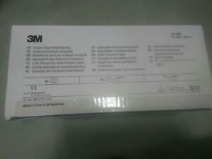 Case Of 50 3m Surgical Clipper Blade Assembly 9680