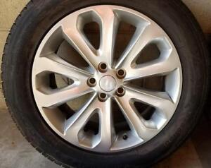 20 Oem Wheel Tire Package For Land Range Rover Hse Sport 1 Piece 2014 18