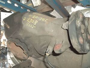 Oem 86 87 88 89 1989 90 91 Mercedes 420 Sel Rear End Differential Carrier W126
