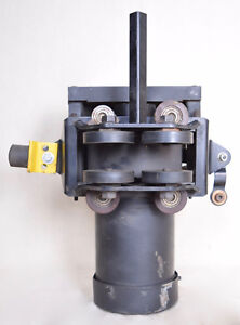 Overhead Hoist Trolley Assembly With Sterling Electric Motor T mtr3527 1 2 Hp