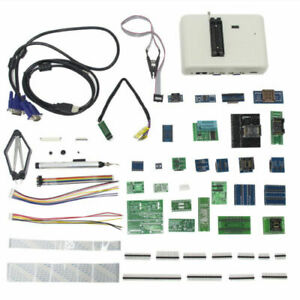 Rt809h Programmer Emmc nand Flash 31 Adapters With Cables Emmc nand Suction Pen