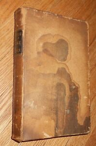 1850 Antique Medical Book Practice Of Surgery By John Hastings M D